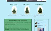 Real Christmas Trees Glasgow