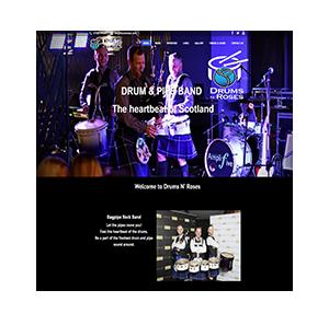 Drums N Roses